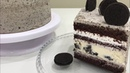 Торт Орео чизкейкпен торт Орео с чизкейком