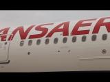 Встреча первого Airbus A321 Трансаэро