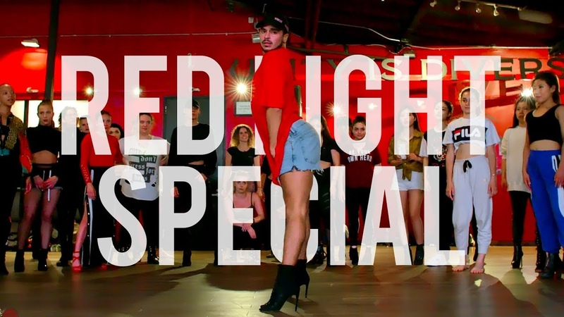 YANIS MARSHALL HEELS CHOREOGRAPHY RED LIGHT SPECIAL TLC. MILLENNIUM DANCE COMPLEX LA