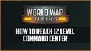 World War Rising 12 level
