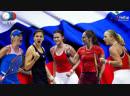 Margarita Gasparyan/Daria Kasatkina vs Alicja Rosolska/Iga Swiatek | Fed Cup Russia – Poland