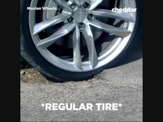 Maxion flexible wheels