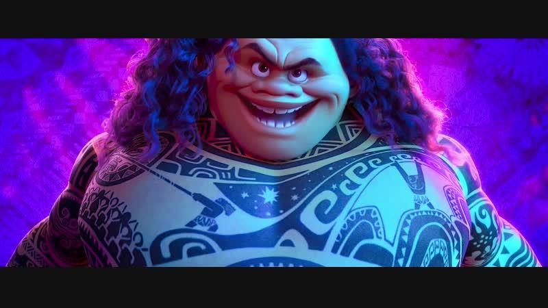 Моана - Спасибо для Мауи
