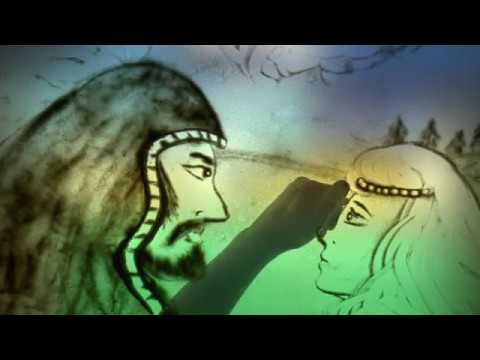 Конец Фильма Закончится вражда Песочная анимация