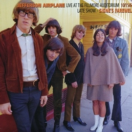 Jefferson Airplane альбом Live At The Fillmore Auditorium 10/15/66 (Late Show - Signe's Farewell)