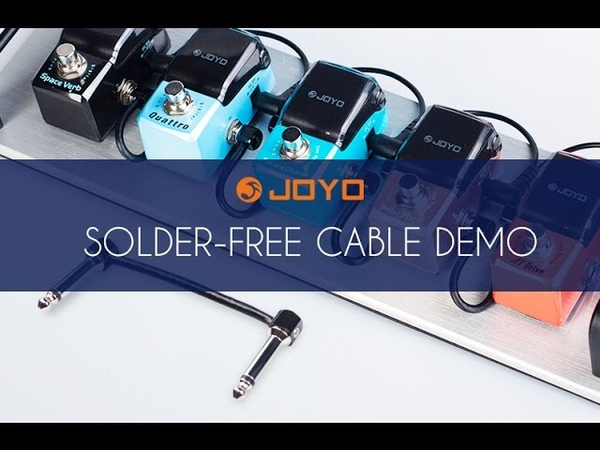 Solder free Cable Demo
