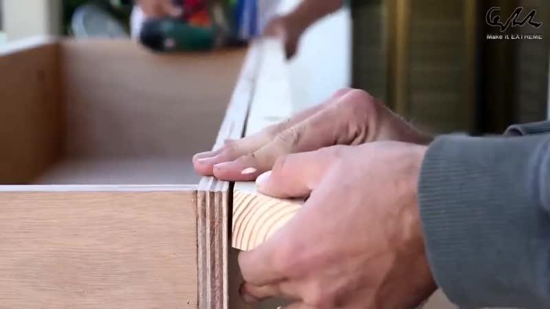 Делаем мангал в центре стола