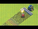 Gaming with Harman LEVEL 1 WALL WRECKER VS ALL LEVEL WALLS CLASH OF CLANS