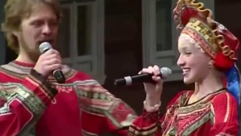 Фолк-Театр Забайкалье -Узенький Проулочек