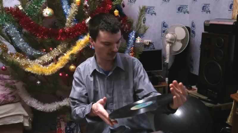 Видеообзор пластинки Сюзи Кватро Rock Hard и о других пластинках