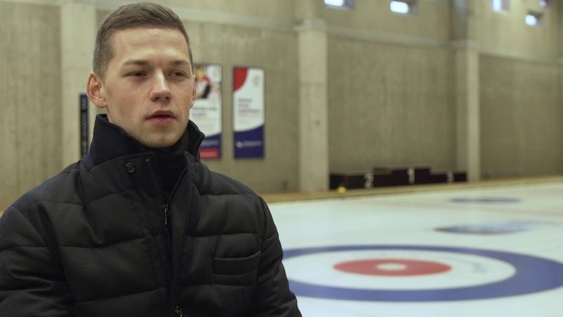 European Curling Championships 2018 in Tallinn