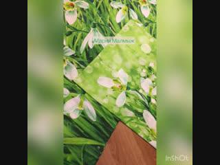 Постельное белье Мария Малмыж(Весна)