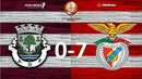 Liga SportZone   Jornada 17   AD Fundão 0-7 SL Benfica