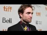 Robert Pattinson TIFF Interview