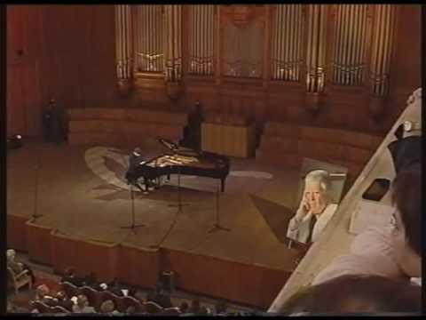 Denis Matsuev. P.Tchaikovsky The Seasons part 3 (June, July, August).