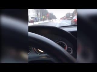 Мажор на Mercedes-Benz из Тулы