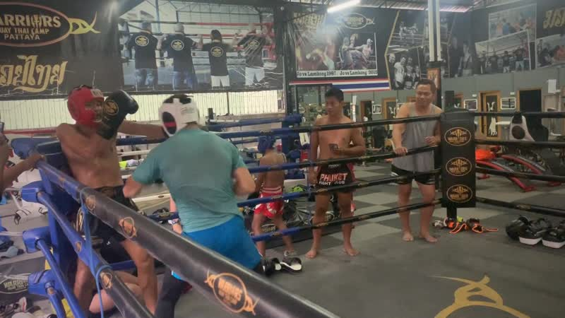 Good Old Boxing - Sparring`s day(07.1212.18)clip