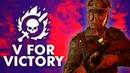 Battlefield V Firestorm - Squad Win Gameplay