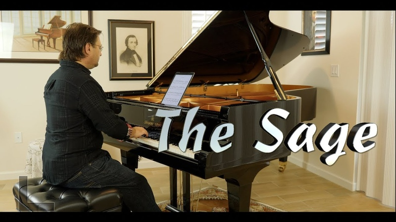 The Sage - David Hicken - Pianist - Composer