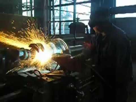 1. Восстановление деталей электродуговой металлизацией (видеофильм)