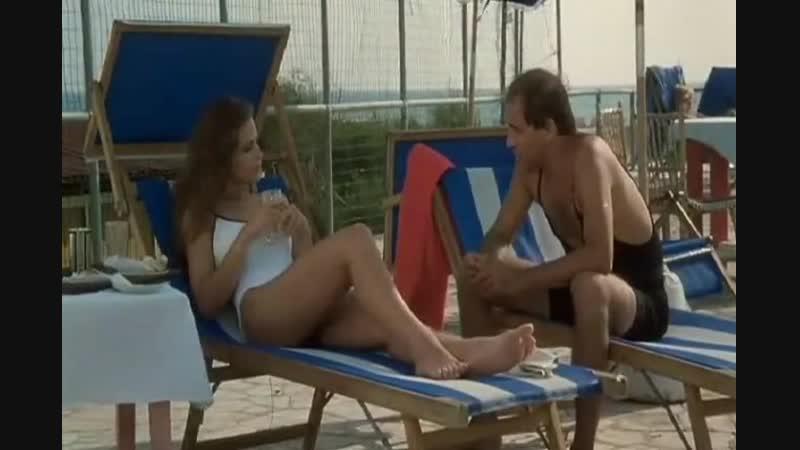 Адриано Челентано и Орнелла Мути. Ты прекрасна , я еще лучше !