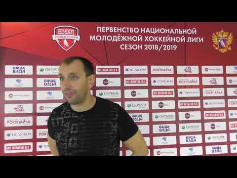 Интервью с гт МХК Липецк 20 09