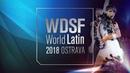 Gusev - Bondareva, RUS | 2018 World LAT Ostrava | R2 C