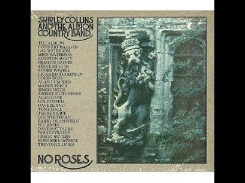 SHIRLEY COLLINS THE ALBION COUNTRY BAND - MURDER OF MARIA MARTEN - U. K . UNDERGROUND 1971