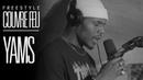 YAMS - Freestyle COUVRE FEU sur OKLM Radio {OKLM TV}