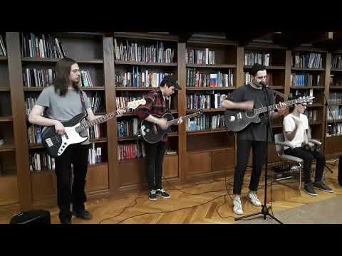 5. Концерт Акустика на балконе: группа Chosen By Eywa, 19 апреля 2019 в библиотеке им. Белинского
