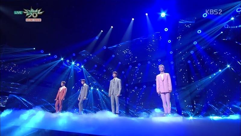 SHINee 샤이니 '네가 남겨둔 말 (Our Page)' KBS MUSIC BANK 2018.07.06