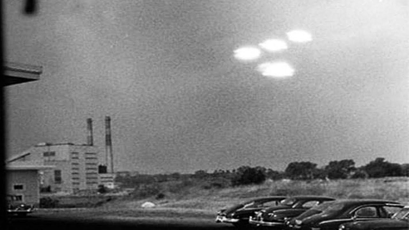 UFO orbs is aliens technology or human technology