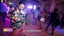 Boris Hecha and Yuliya Pilipenko Salsa Dancing in Lendvorets at The Third Front 2018, Fri 03.08.2018