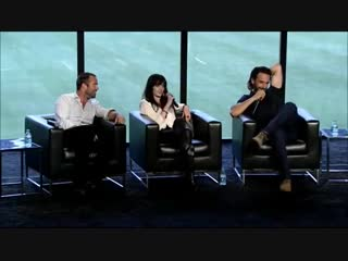 Eva Green 300 Rise of an Empire Conversation with the Cast
