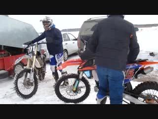 Мотокросс ульяновск!!! эндуро. архангельское motocross ulyanovsk!!! enduro. archangel 10.02.19