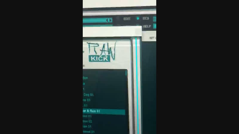 Rob Papen RAW Kick Gancher Ruin Preset Bank