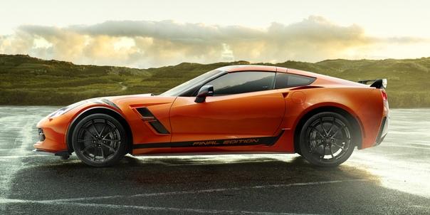 Европейский Chevrolet Corvette получил «финальные» версии.