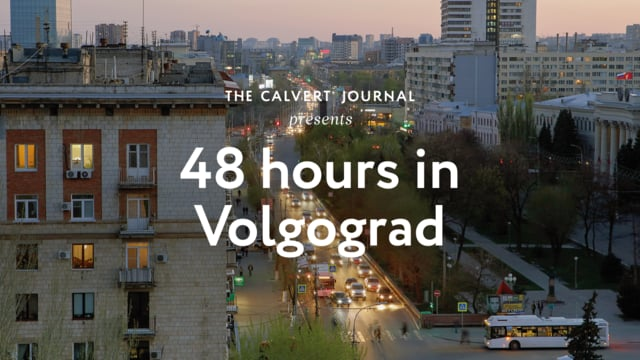 48 hours in Volgograd discover young Russia in our new documentary series