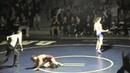JWU Vs. RIC Wrestling Highlights 1/30/15