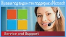 Жулики под видом тех поддержки Microsoft