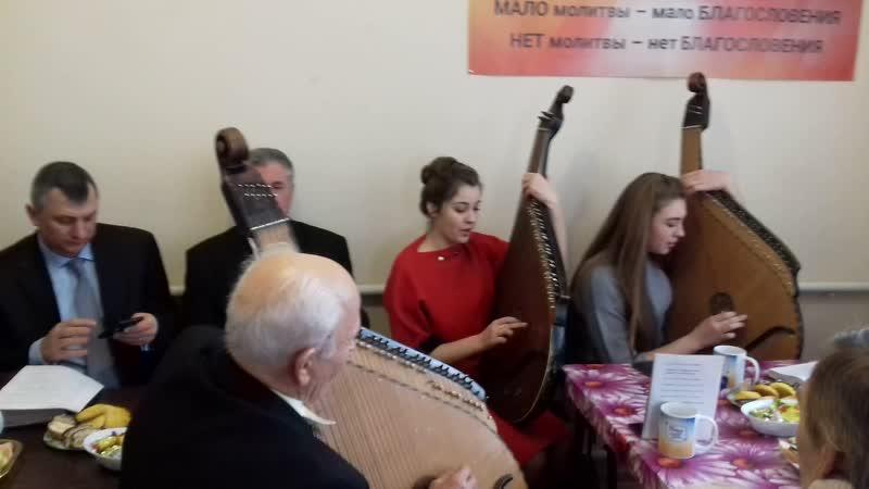 Рождество село Тополиное.