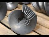 Отзыв от заказчика. Станок для производства шнековой спирали. Helix Flight Manufacturing Machines