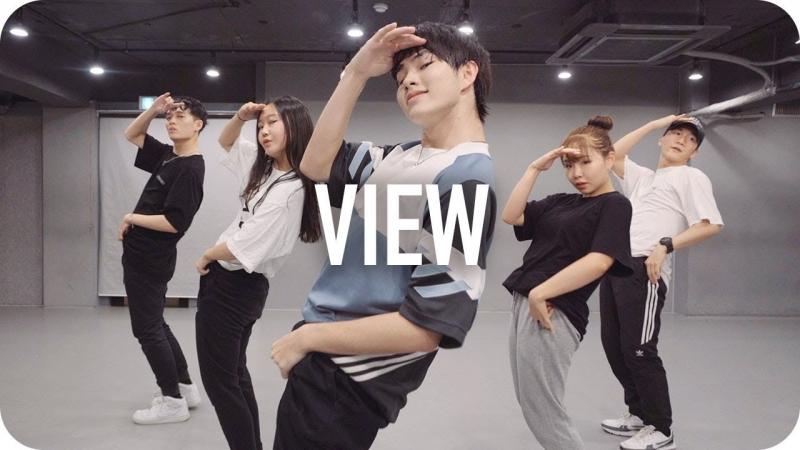 1Million dance studio View SHINee Beginner's Class