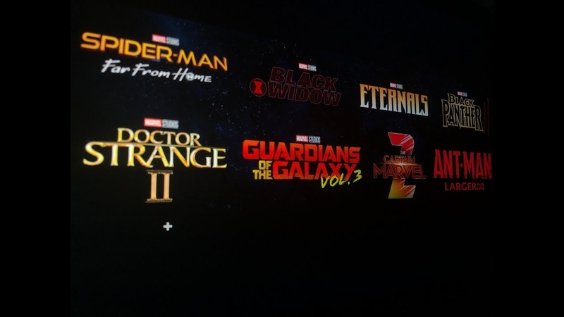 Marvel Secretly Announced PHASE 4 Of The MCU Lineup All Movies AFTER Endgame (MCU Phase 4 Leaks)