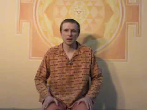 Йога Влюбленности. Лекция 16. В.Запорожцев. 16.03.2010.