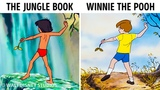 14 Times Disney Used the Same Illustrations inDifferent Cartoons