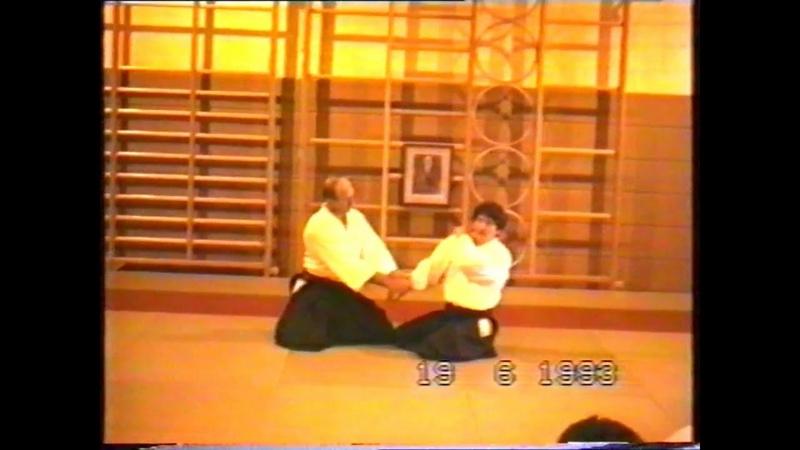 Kai Shin Kai Archives : Minoru Kanetsuka 19 June 1993
