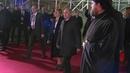 Владимир Путин посетил храм Cвятого Саввы вБелграде Новости Первый канал