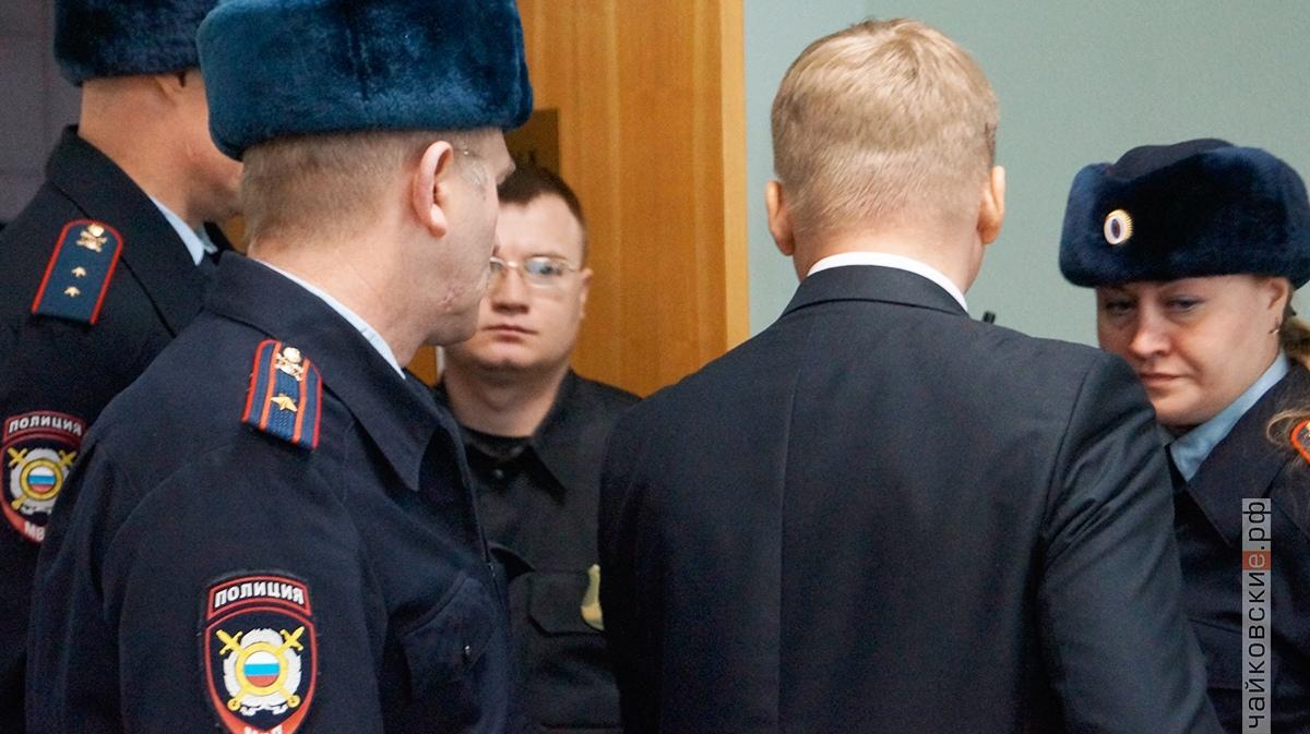 суд над третьяковым, чайковский район, 2018 год