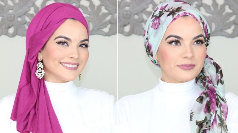 3 Estilos de Hijab para el VERANO! OMAYA ZEIN